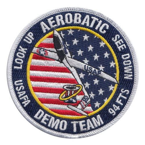 94 FTS USAFA Acro Team 2018 Patch