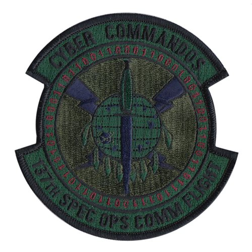 137 SOCF Subdued Patch