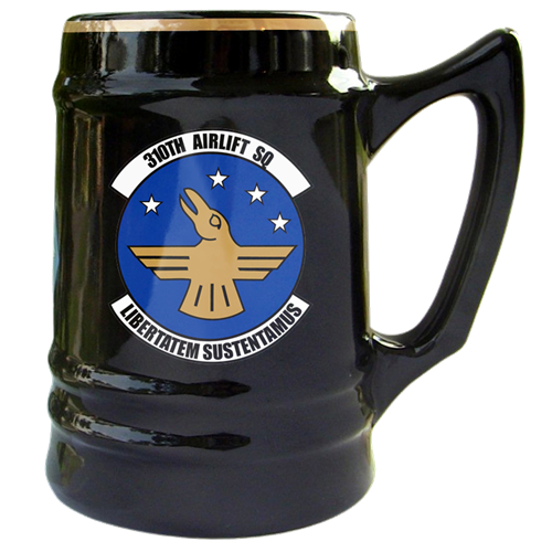 310th Airlift Squadron Ceramic Mugs