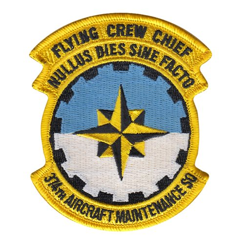 374 AMXS Flying Crew Chief Patch