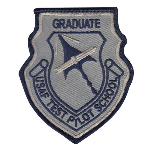 USAF Test Pilot School Instructor ABU Patch
