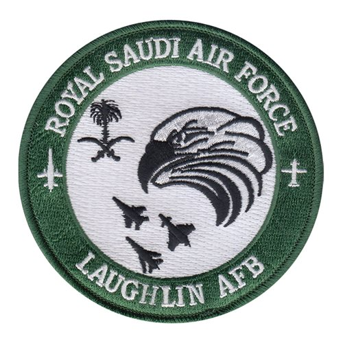 Royal Saudi Air Force Patch