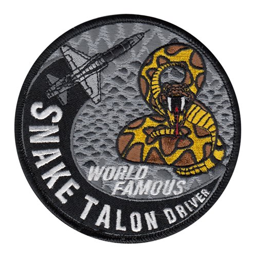 50 FTS Snake Talon Driver Patch