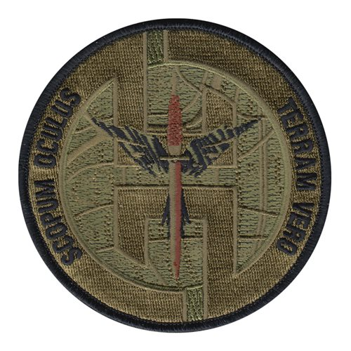 USASOC Be The Brand OCP Patch