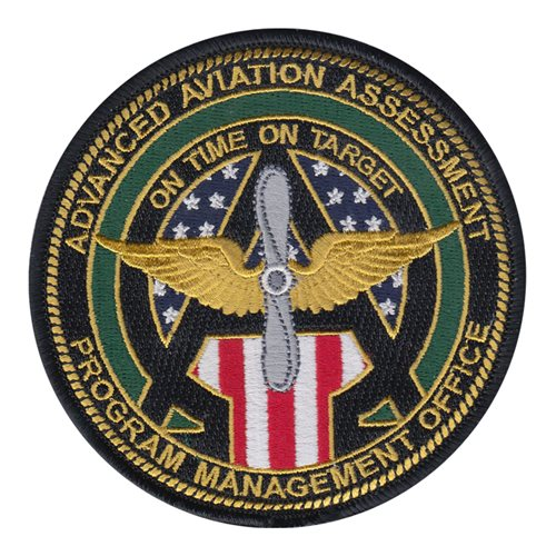 Ames Research Center PMAAA Patch