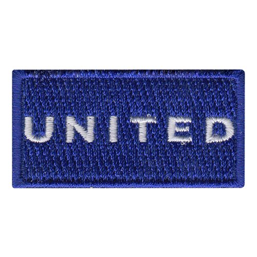 United Airlines Pencil Patch