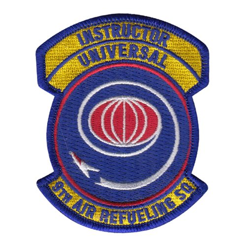9 ARS Instructor Patch