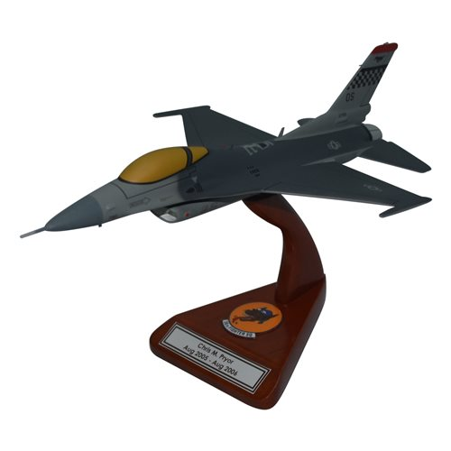 36 FS F-16C Custom Aircraft Model