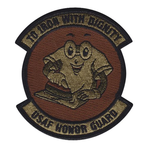 USAF Honor Guard Morale OCP Patch
