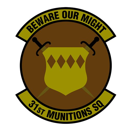 31 MUNS OCP Patch