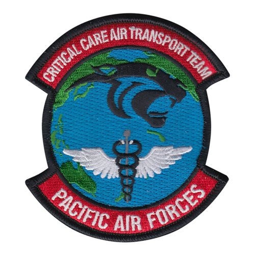CCATT PACAF Patch