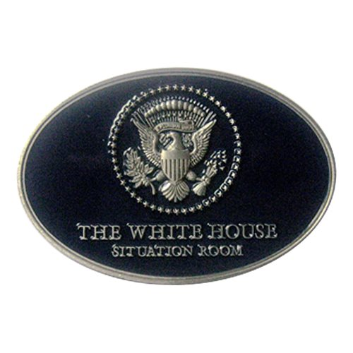 The White House Situation Room Coin