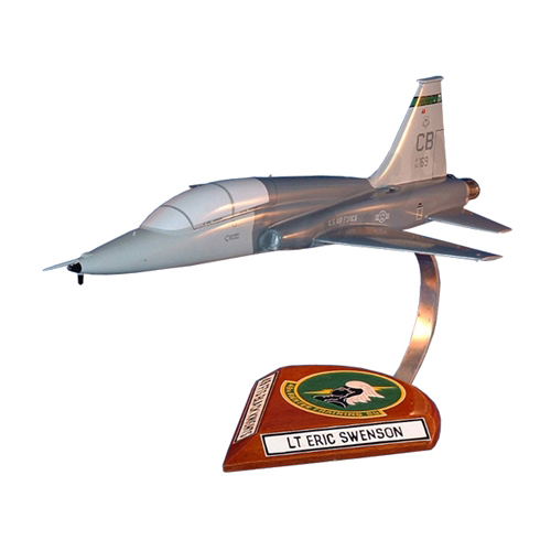 49 FTS T-38C Talon Custom Airplane Model