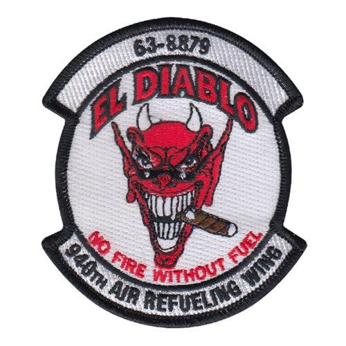 940 ARW El Diablo Patch