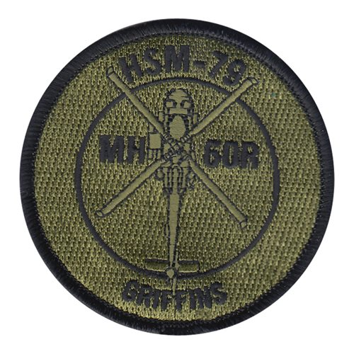 HSM-79 MH-60R Patch