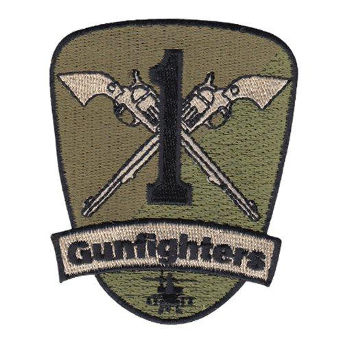1-1 ARB Flight Patch