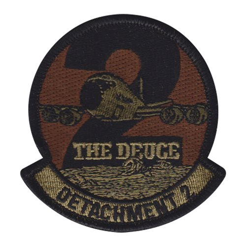 373 TRS Det 2 The Deuce OCP Patch