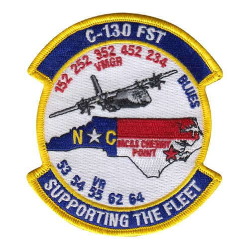 NAVAIR C-130 FST Patch