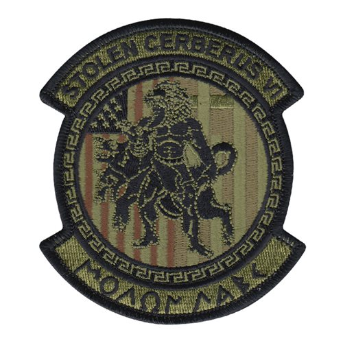 37 AS Stolen Cerberus VI OCP Patch