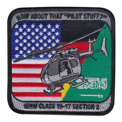 US Army Helicopter IERW 19-17 Patch