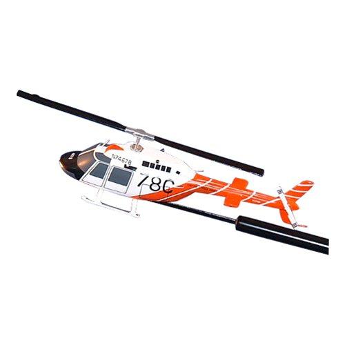 nth bell th 67 creek custom airplane model briefing sticks