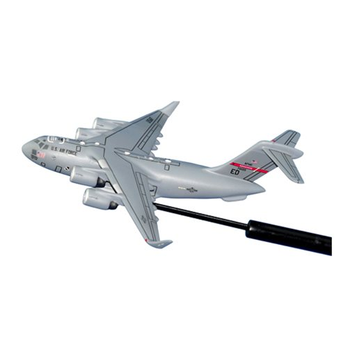 418 FLTS C-17 Globemaster III Custom Airplane Model Briefing Sticks