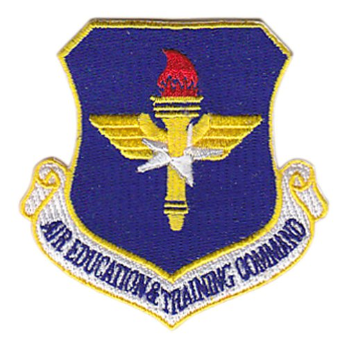 Air Education and Training Command Patch