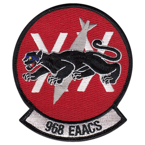 968 EAACS Color Patch