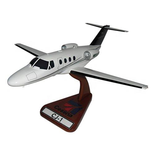 Cessna Cj1 Citation Custom Aircraft Model