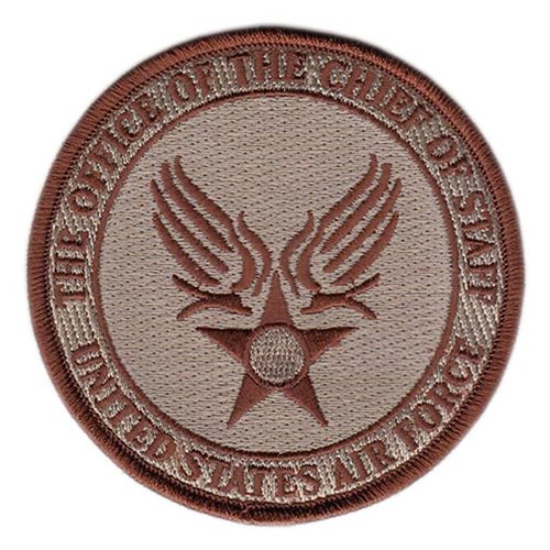 CSAF Desert Patch