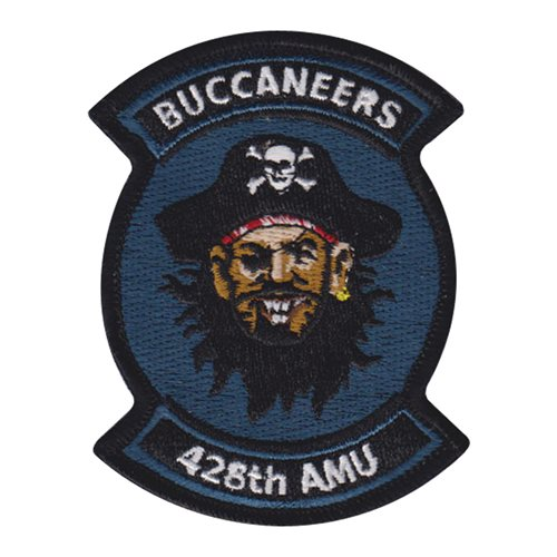 428 FS AMU Jack Rackam Patch
