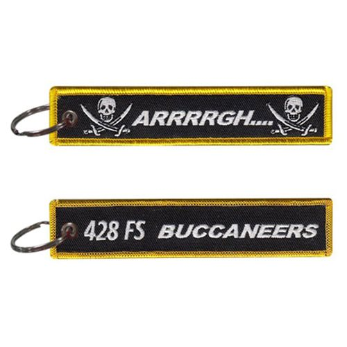 428 FS Buccaneers Key Flag