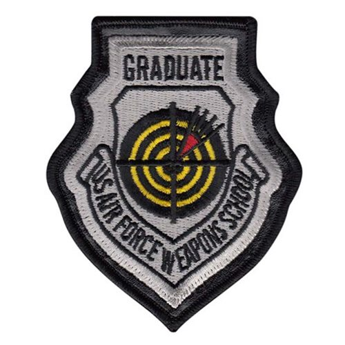 USAF Weapons School Instructor Patch