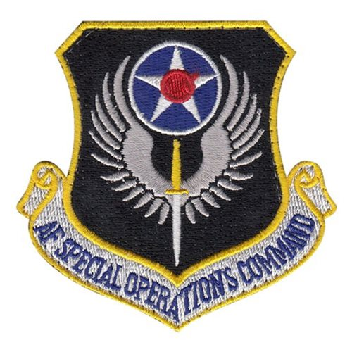 AFSOC Patches