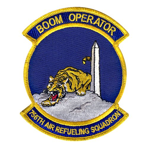756 ARS Boom Operator Patch