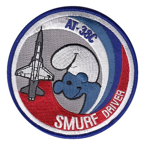 AT-38 Smurf Driver Patch
