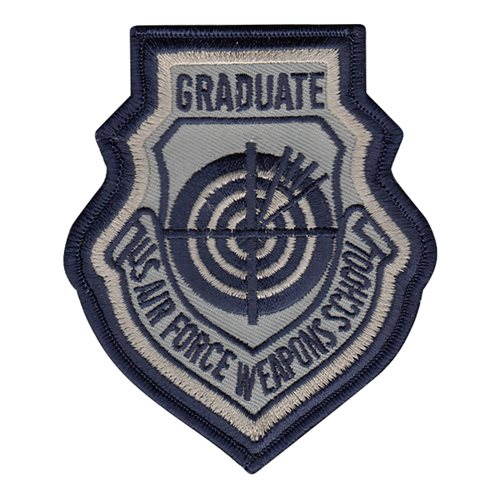 USAF Weapons School Instructor ABU Patch