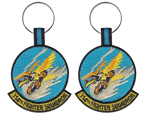 314 Fighter Squadron Keychain