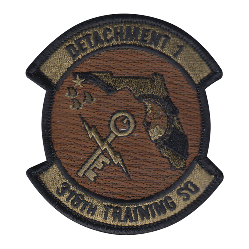 316 TRS Det 1 OCP Patch