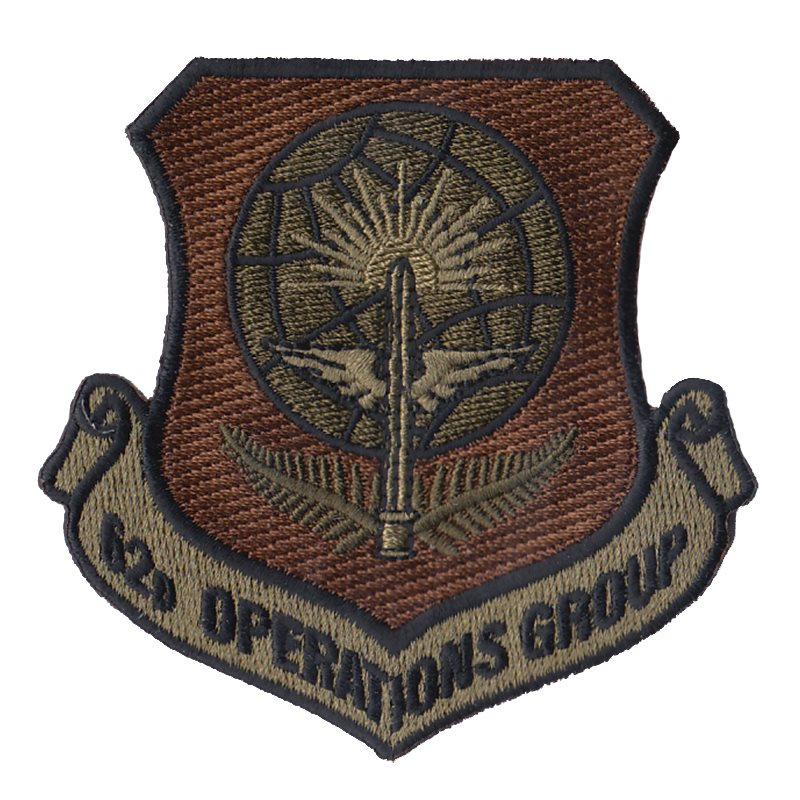 62 OG OCP Patch