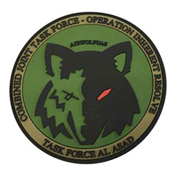 CJTF OPERATION INHERENT RESOLVE PATCH thumbnail