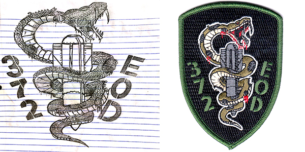 Marine Wing Support Squadron 372 Patch
