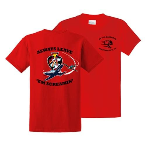 89th Flying Training Squadron Shirt