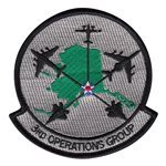 3 OG Aircraft Patch