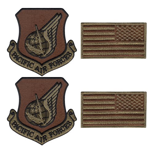 PACAF Patch | Pacific Air Forces Patches