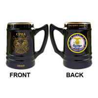 24oz Tankard CVN-74 Ceramic Mugs