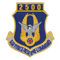 2500 Hours AFRC Patches