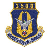 3500 Hours AFRC Patches