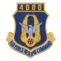 4000 Hours AFRC Patches