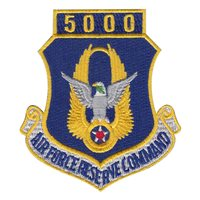 5000 Hours AFRC Patches